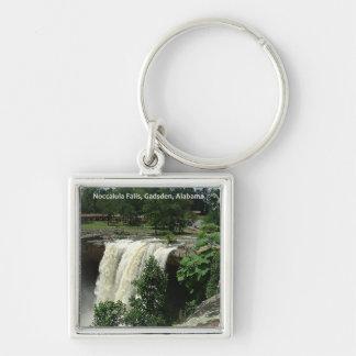 Noccalula Falls, Gadsden, Alabama Key Ring