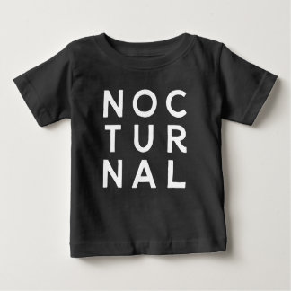 Nocturnal Baby T-Shirt