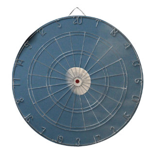Nocturnal Dartboard for Late-Night Games!