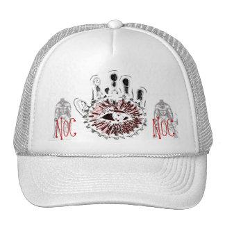 Nocturnal Minds eye dark knight Trucker Hat