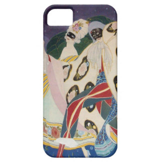 NOCTURNE WITH MASKS / Venetian Masquerade iPhone 5 Case