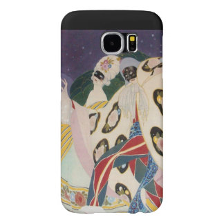 NOCTURNE WITH MASKS / Venetian Masquerade Samsung Galaxy S6 Cases