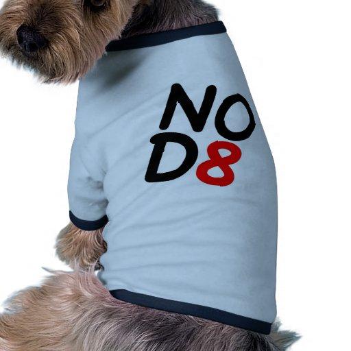 NOD8 Satirical Gifts Doggie Shirt