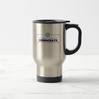 Nodaway County Democrats Travel Mug
