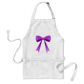 node purple standard apron
