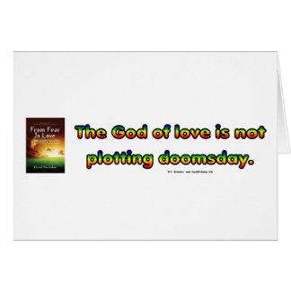 NoDoomsdayBook Greeting Card