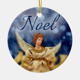 Noel Angel Christmas Ornament