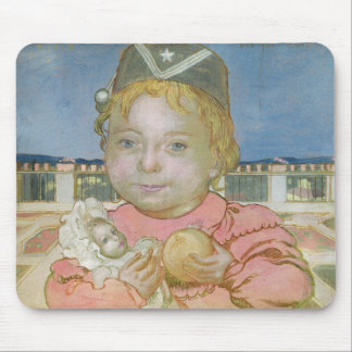 Noelle at Fiesole, 1898 Mouse Pad