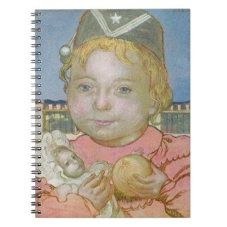 Noelle at Fiesole, 1898 Notebooks