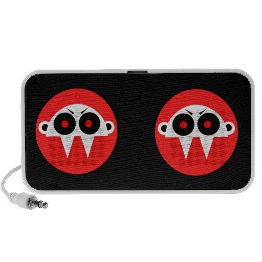 Nofi – the Vampire PC Lautsprecher