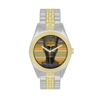 Nofretete 02 wrist watches