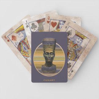 Nofretete 52 Spielkarten Playing Cards