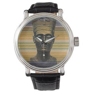 Nofretete Wristwatch
