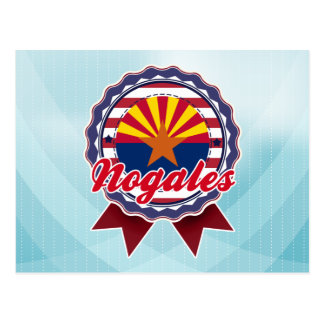 Nogales, AZ Postcard