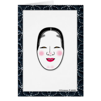 NOH Mask Card