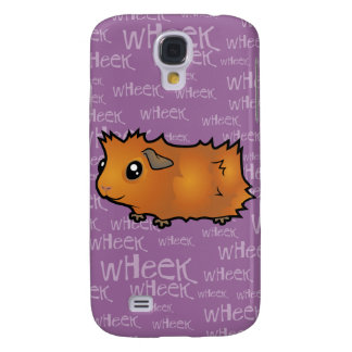 Noisy Guinea Pig (scruffy) Galaxy S4 Case
