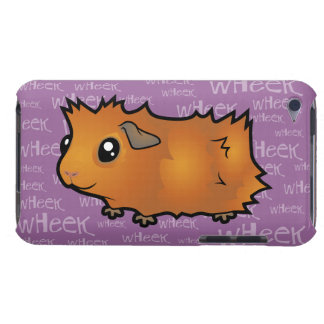 Noisy Guinea Pig (scruffy) iPod Case-Mate Case