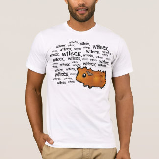 Noisy Guinea Pig (scruffy) T-Shirt