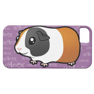 Noisy Guinea Pig (smooth hair) Case For The iPhone 5