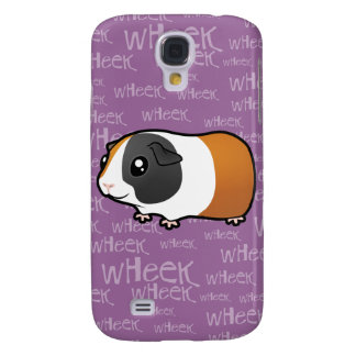 Noisy Guinea Pig (smooth hair) Galaxy S4 Case