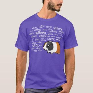 Noisy Guinea Pig (smooth hair) T-Shirt