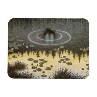 Nøkken [Water Spirit] Magnet