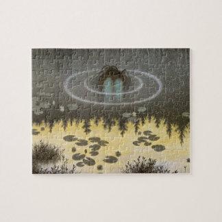 Nøkken [Water Spirit] Jigsaw Puzzles