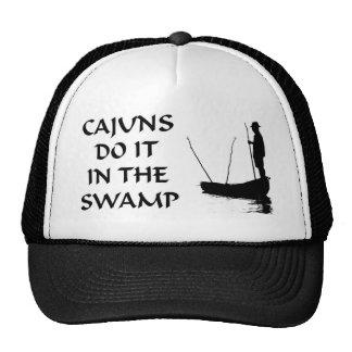 NOLA CAJUNS DO IT IN THE SWAMP CAP