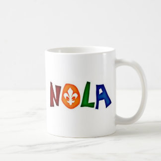 NOLA COFFEE MUG