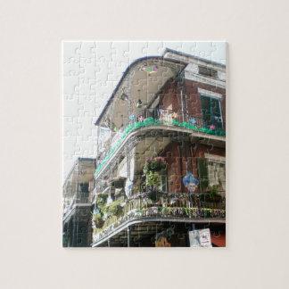 NOLA French Quarter Jigsaw Puzzle