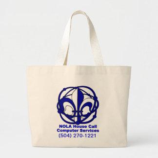 NOLA House Call Canvas Bag