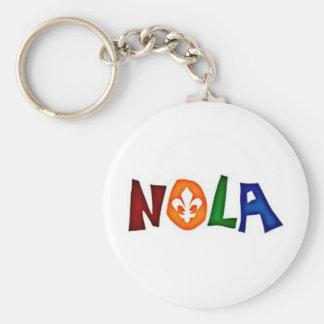 NOLA KEY RING