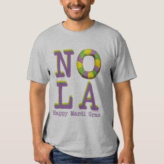 NOLA King Cake T Shirts