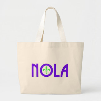 NOLA LARGE TOTE BAG