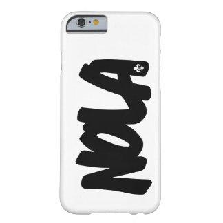 NOLA Letters iPhone 6 Case