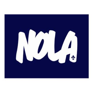 NOLA Letters Postcard