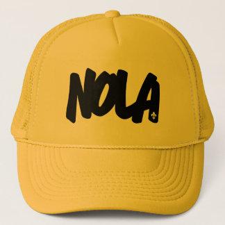 NOLA Letters Trucker Hat