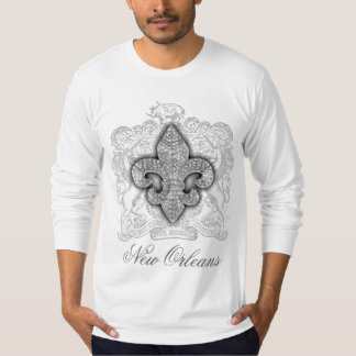 NOLA long sleeve T-shirts