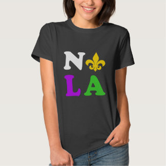 Nola New Orleans Louisiana mardi gras Shirts