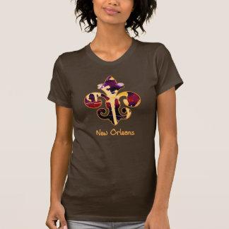 NOLA Painted Fleur de lis (3) Shirts
