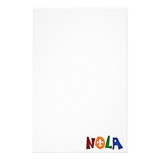 NOLA PERSONALIZED STATIONERY