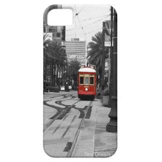 NOLA street car iPhone 5 Covers