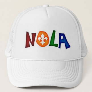NOLA TRUCKER HAT