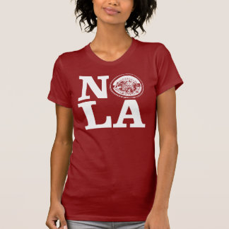 NOLA with Meter Cover T-Shirt