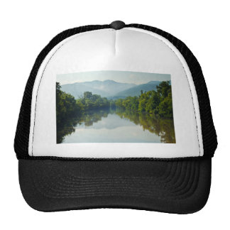 Nolichucky River in East Tennessee Cap