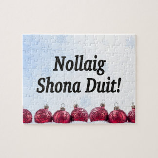 Nollaig Shona Duit! Merry Christmas in Irish bf Puzzles
