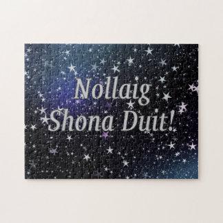 Nollaig Shona Duit! Merry Christmas in Irish wf Puzzles