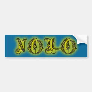 NOLO New Orleans Glowing Tattoo Cards + Stickers