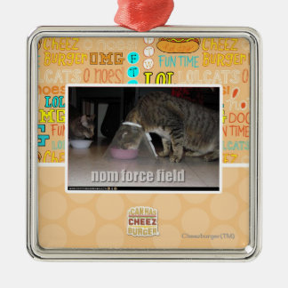 nom force field christmas ornament
