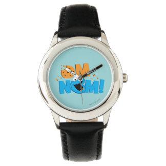 Nom Nom Cookie Wrist Watches
